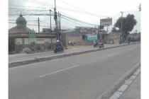 Tanah Mantab pinggir jalan raya bogor Untuk Ruko alfamart dan indomart