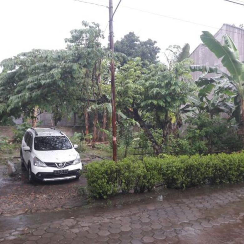 Tanah di Jalan Sulawesi Dekat UGM