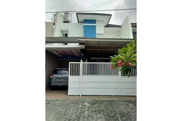 Jalan Utama Di Pondok Candra Cluster Favorit 14318762