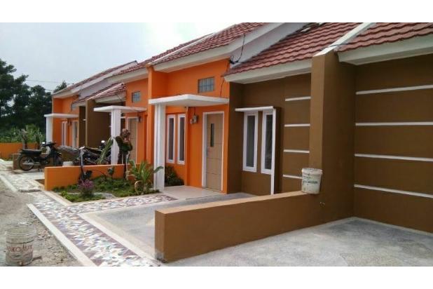Rp252jt Rumah Dijual