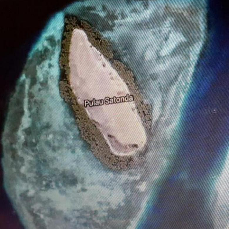 Pulau Satonda Komodo Nusa Tenggara Timur Kawasan Resort Wisata