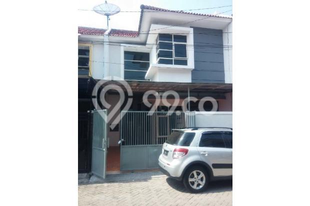 Rumah Minimalis, Siap Huni di Lebak Indah Town House 4404316