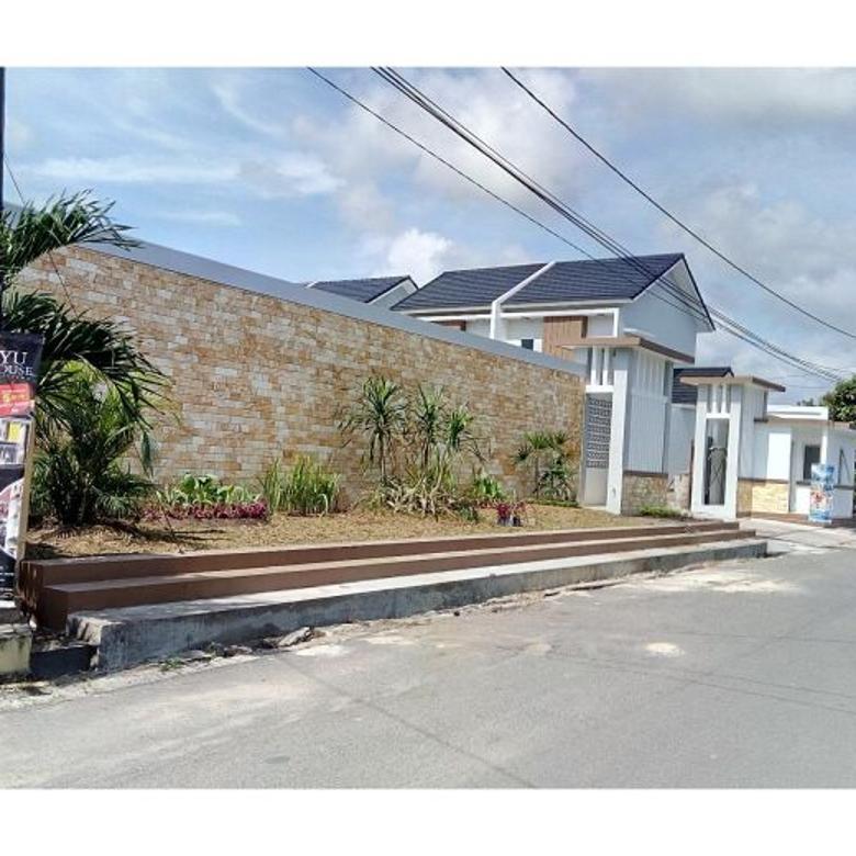 DIJUAL JATAYU TOWN HOUSE TYPE 78/105 DEKAT PAUD-SMU XAVERIUS 1