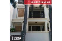 Rumah Kav. Hankam, Jakarta Barat, 10x20m, 2 Lt