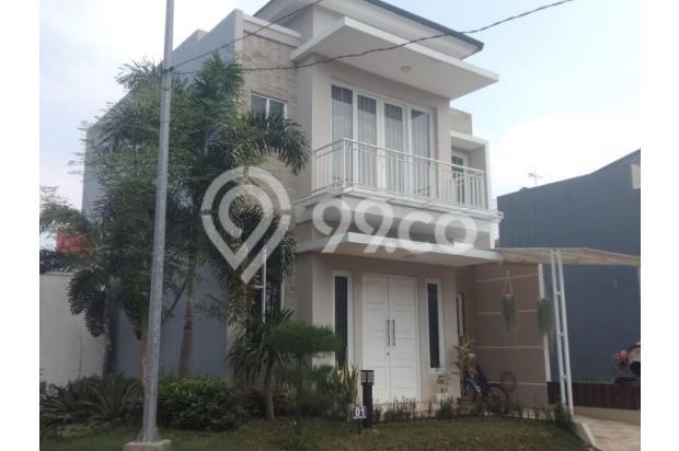 Rumah Mewah 2 Lantai Dengan Kolam Renang Di Bogor Kota