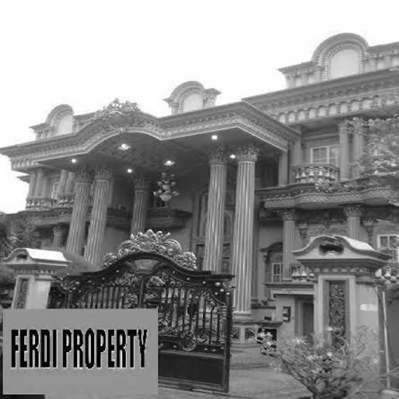Rumah Mewah Seperti Istana Citra Grand Cibubur