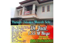 Dijual Rumah Mewah 2 Lt  Ready Stock Solo Kota