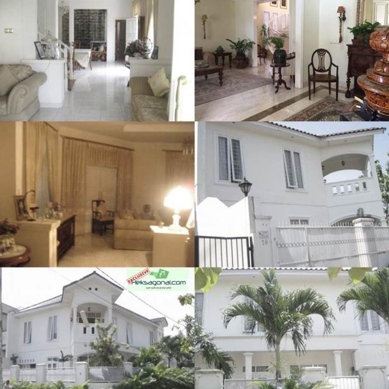 Rumah Dijual Puri flamboyan (bintaro – rempoa) Tangerang hks5769