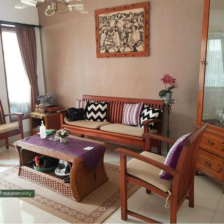 Rumah Asri Nyaman Lokasi Terbaik di Bandung Utara Bukit Ligar Cigadung
