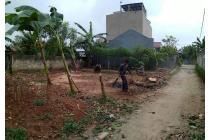 Tanah Siap Bangun di Jl. H. Cari dekat Graha Raya + Desain Bangun