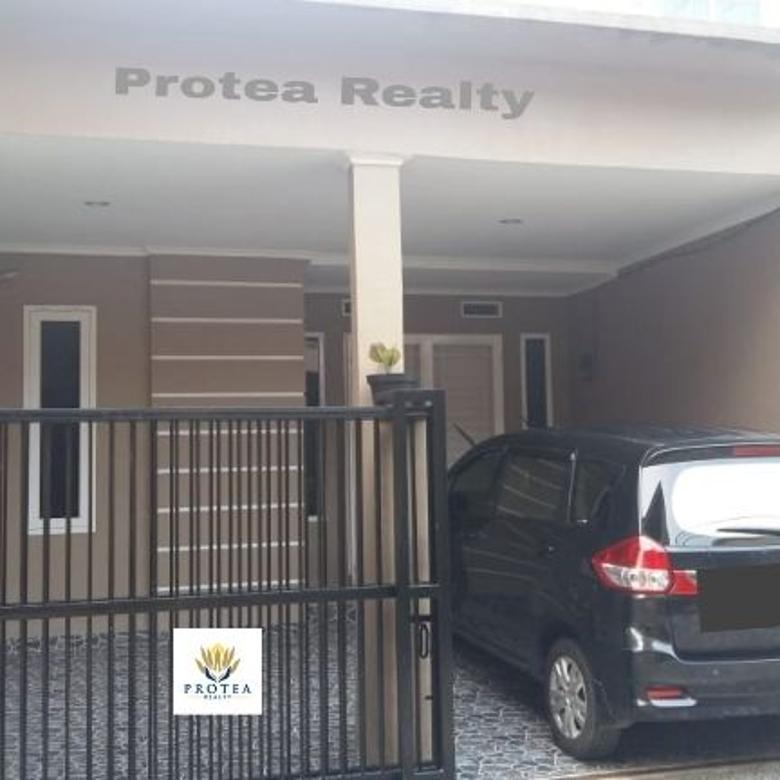 Rumah siap huni di Serpong Terrace, Ciater