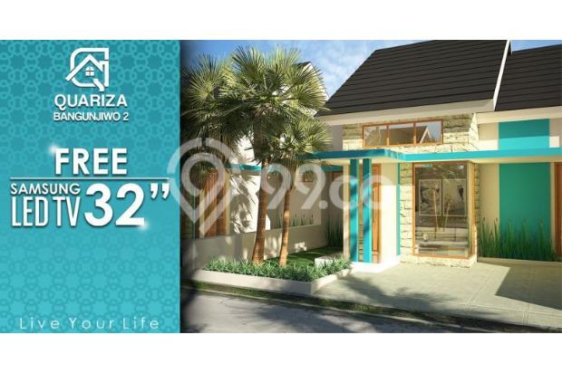 Rumah Di Jogja Tipe 36 Di Apit Kampus Ternama, Keuntungan Berlipat 14371691
