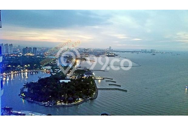 DISEWAKAN Ancol Mansion apartemen Type 2+1 Kmr (Furnish) 4502236