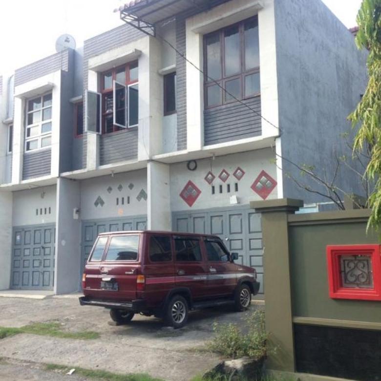 Jual Ruko Lokasi di Tengah Kota Medan
