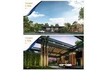 Rumah Mewah 3 Lantai dikawasan Exclusive The ZORA BSD City