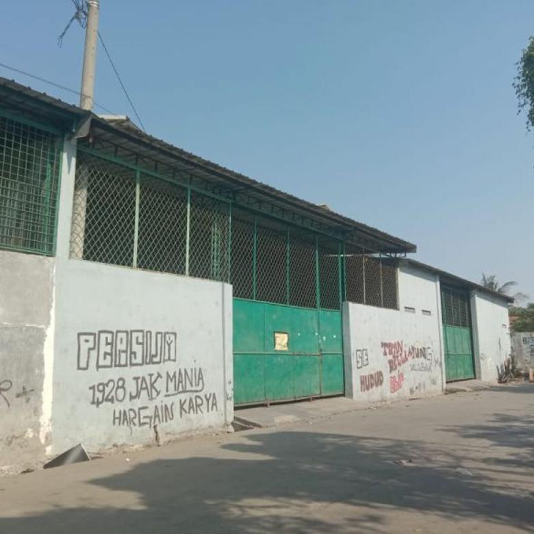 Gudang 8 Dadap Tangerang lokasi strategis dan bebas banjir