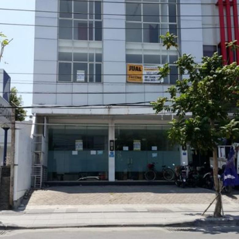 Dijual Ruko Jejer Surabaya Pusat Jl. Kartini depan Bio Test