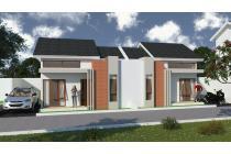 Rumah Baru Modern Strategis Dekat Pasar Ngipik Banguntapan