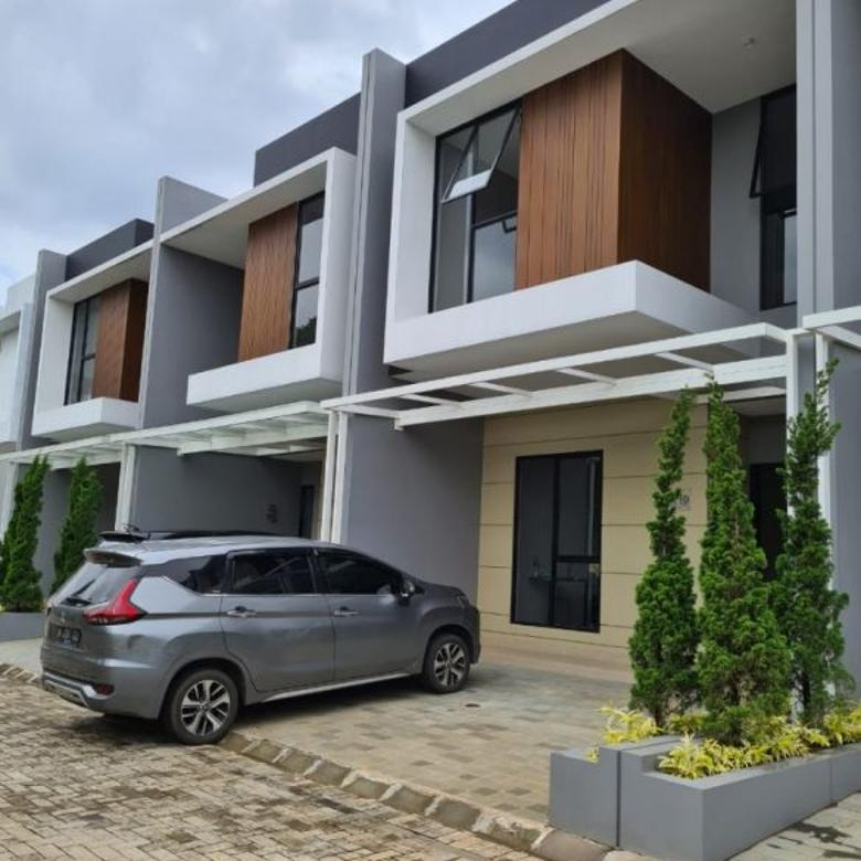 The arcadia bintaro , brand new townhouse siap huni