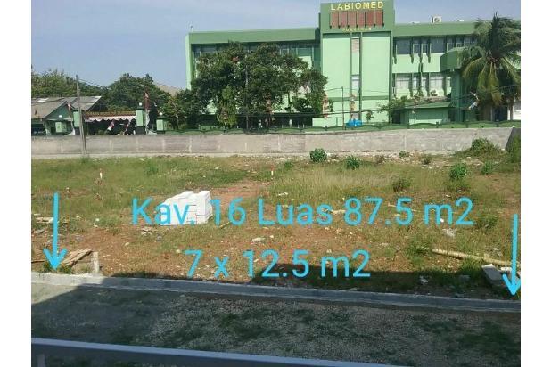 Rp481jt Tanah Dijual