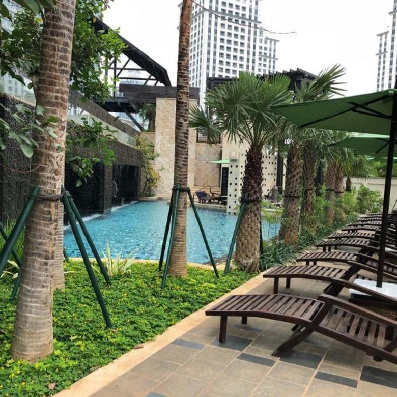 Dijual Apartemen Anandamaya 2BR Mewah Bagus, Jakarta Pusat