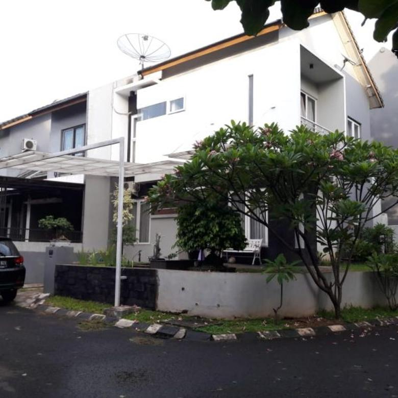 Rumah Hook SIAP HUNI Minimalis Modern Terawat di Cibubur