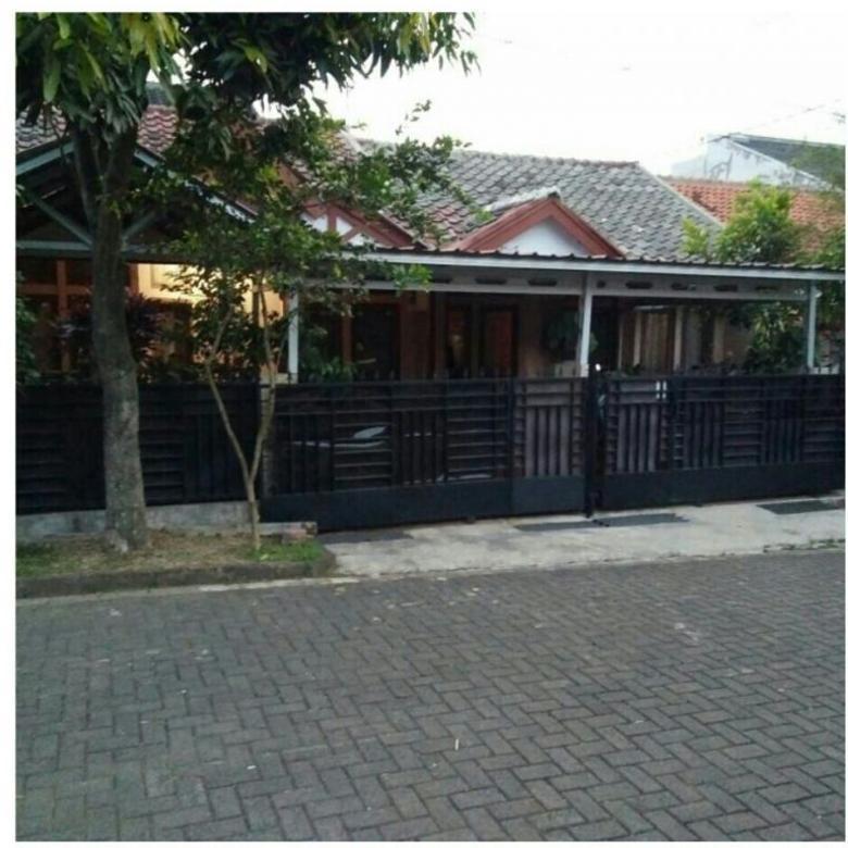 Rumah di komplek Vila Bandung Indah, lokasi yang aman, nyaman