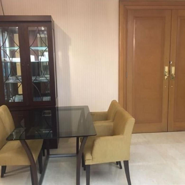 Apartemen Kempinski Grand Indonesia 2BR High Floor Furnished
