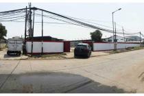 Dijual Serius Tanah Untuk Gudang / Pabrik Kapuk Muara Raya LT.4660m2