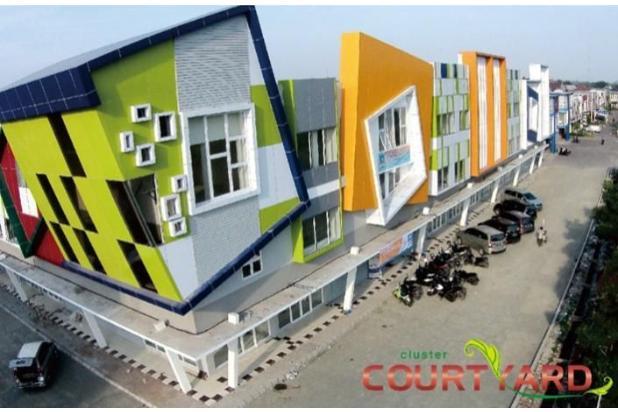 Discount dp hingga 10%, Ruko di Galuh Mas Karawang   Prim 14451629