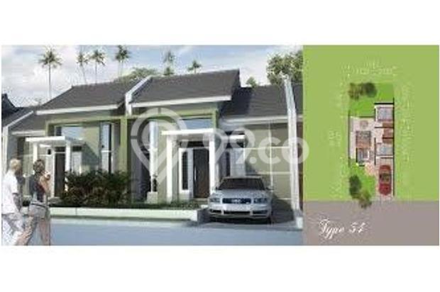 perumahan dan rumah cluster citayam murah bisa proses kpr 7670644