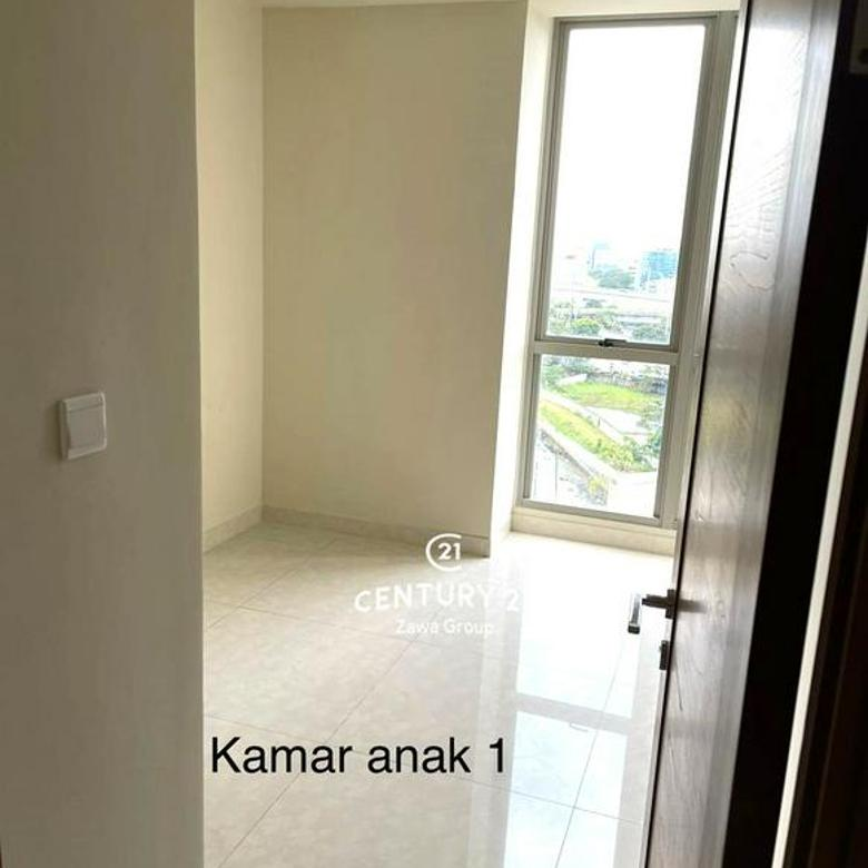 Apartemen Condo Taman Anggrek Lantai Rendah Semi Furnished