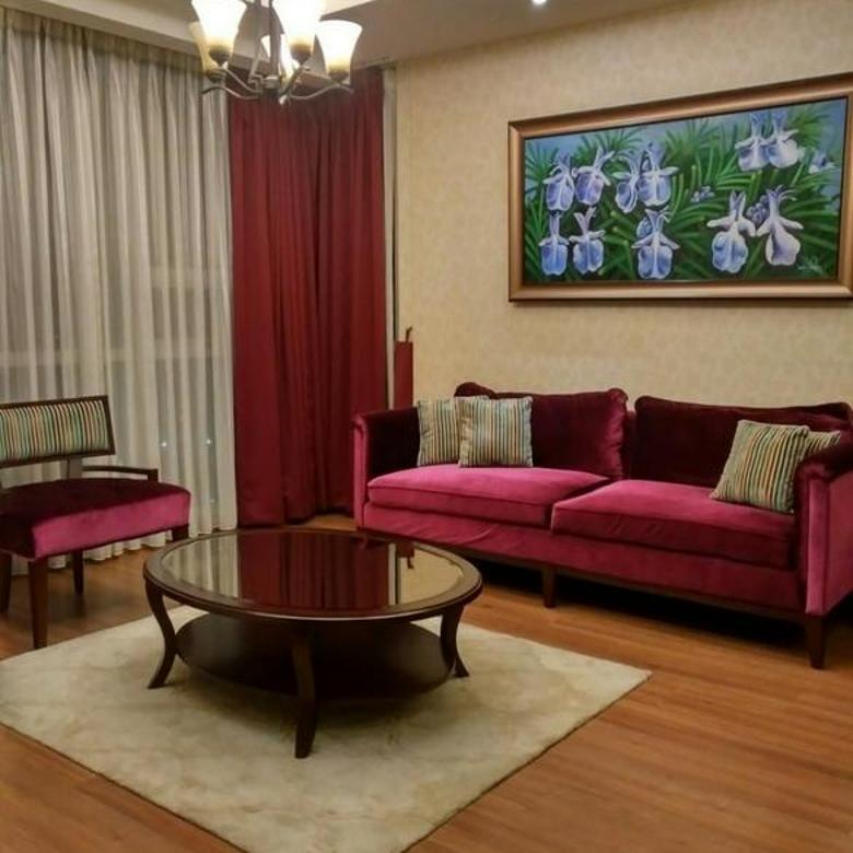 Apartemen di Kemang Village, Jakarta Selatan ~ Full Furnished (AB/NV)