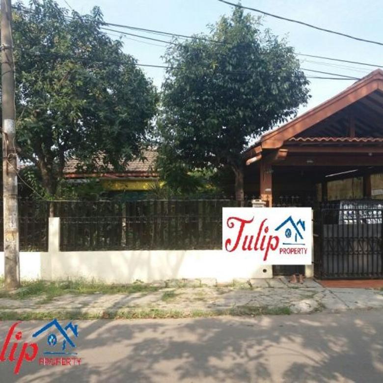 Rumah Luas 340 M2 Lokasi Strategiss di Pulogebang Permai