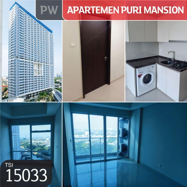 Apartemen Puri Mansion, Tower Amethyst, Jakarta Barat, 49 m²,