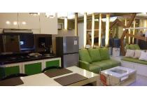 Apartemen Green Bay, Full furnished 3 kamar for rent!!