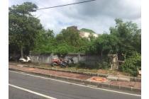 Dijual Tanah berlokasi di jalan Utama Pantai Batubolong Canggu