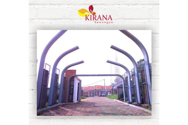 Rumah 1 Lantai di Kirana Town House Bonus Umroh* 16050149