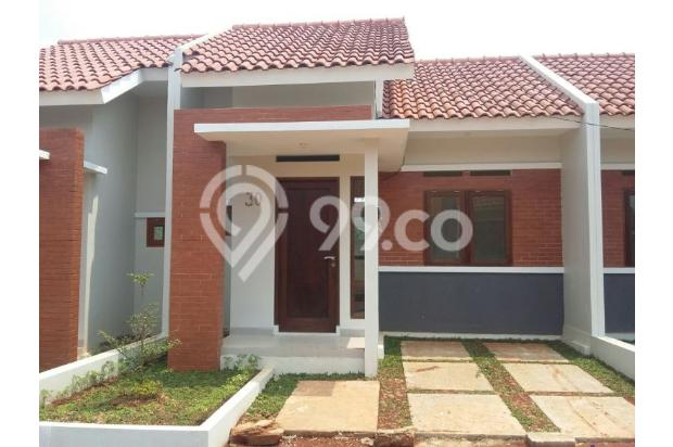Rumah 1 Lantai di Kirana Town House Bonus Umroh* 16050159