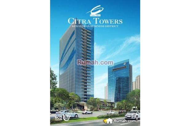 FOR SALE CreO @ CITRA OFFICE KEMAYORAN BUSINESS DISTRICT 17149549