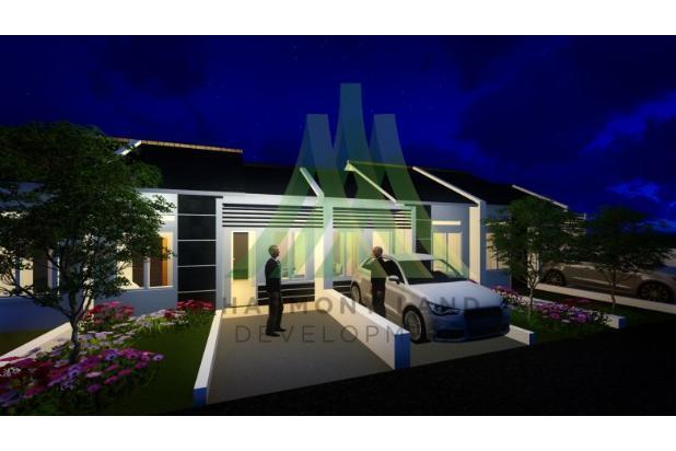 Rumah Cantik BERKUALITAS Dp Hanya 10juta Dekat Stasiun dan Ada ANGKOT 16047462
