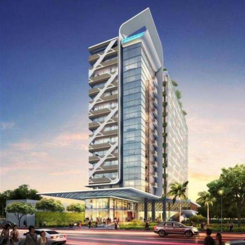 Dijual Apartemen Uttara Lantai 12 Dekat UGM view City