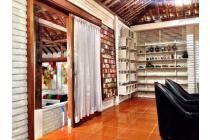 Rumah ANTIK KUSEN KAYU JATI MINIMALIS di Bandung Utara Gegerkalong Luxury
