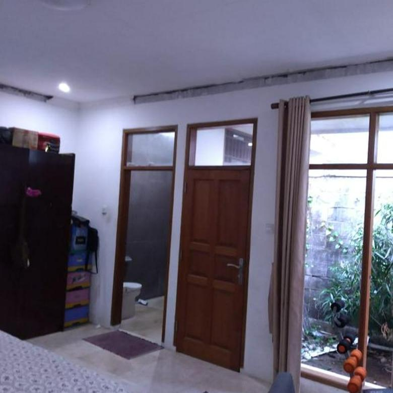 Rumah satu lantai asri setrategis AURI jatiwaringin