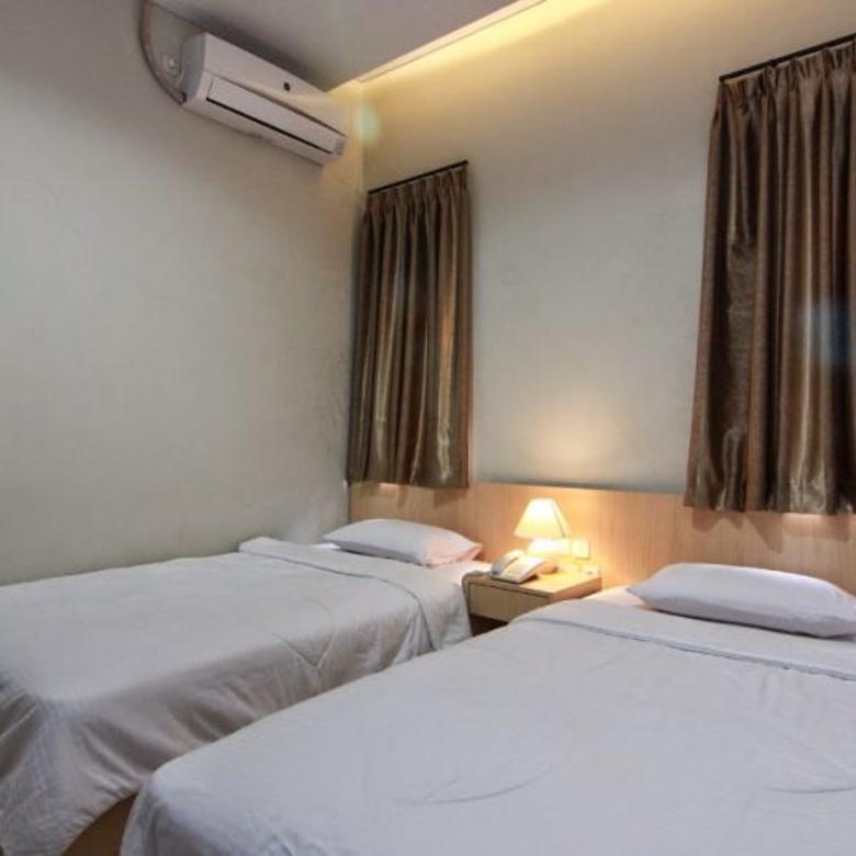 Hotel aktif di Ciumbuleuit