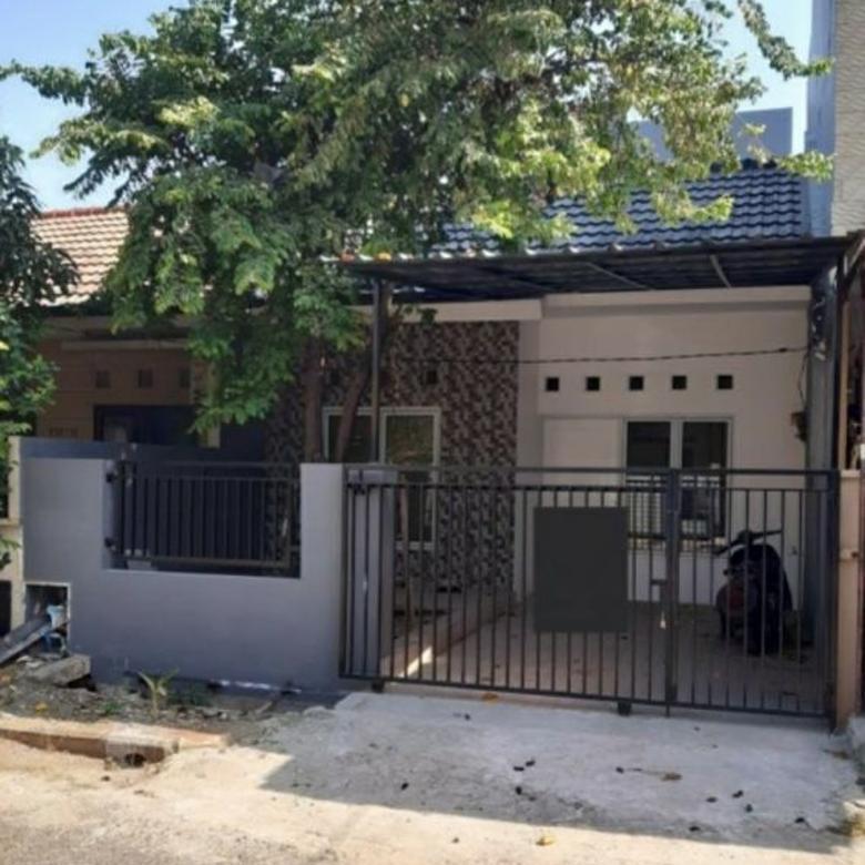 Dijual rumah siap huni lt.72m Regency Melati Mas hg 775jt