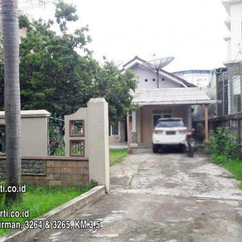 Tanah Bonus Rumah Sebelah Hotel Peninsula di Jl. Abdul Rozak Palembang