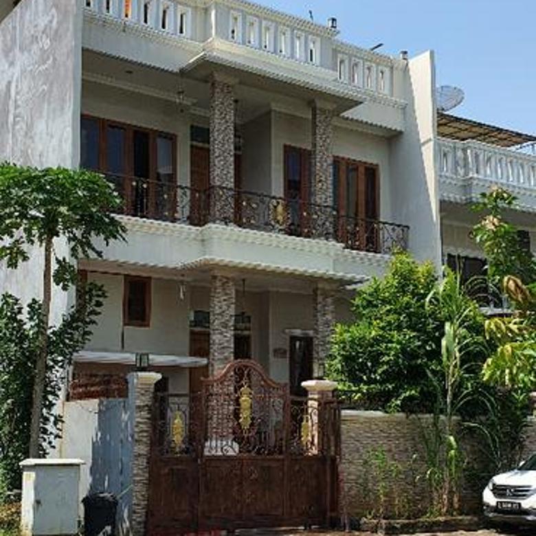 Rumah 3 lantai kokoh,Asri dan cantik Sunter Jakarta