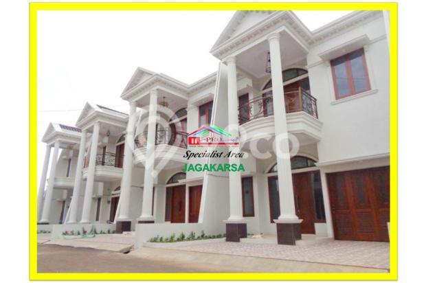 Townhouse Mewah Cantik Asri di Jagakarsa 17793522