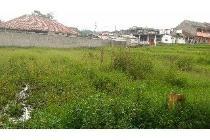 Jual tanah matang untuk cluster, apartemen, kost an, kontrakan di Ciburial